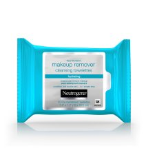 Neutrogena Hydrating Makeup Remover Facial Wipes, 25 ct