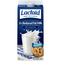 Lactaid 100% Lactose Free 2% Milkfat Reduced Fat Milk