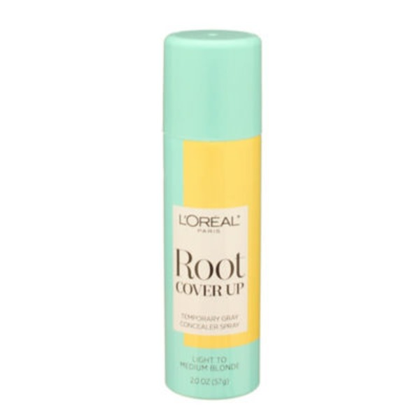 Root Cover Up Light to Medium Blonde Root Hair Color