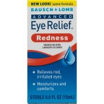 Bausch & Lomb Eye Relief Advanced Redness Eye Drops, 0.5 FL OZ