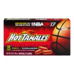 Hot Tamales Chewy Candies Fierce Cinnamon, 5.0 OZ