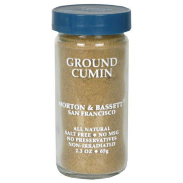 Morton & Bassett Spices Cumin, Ground