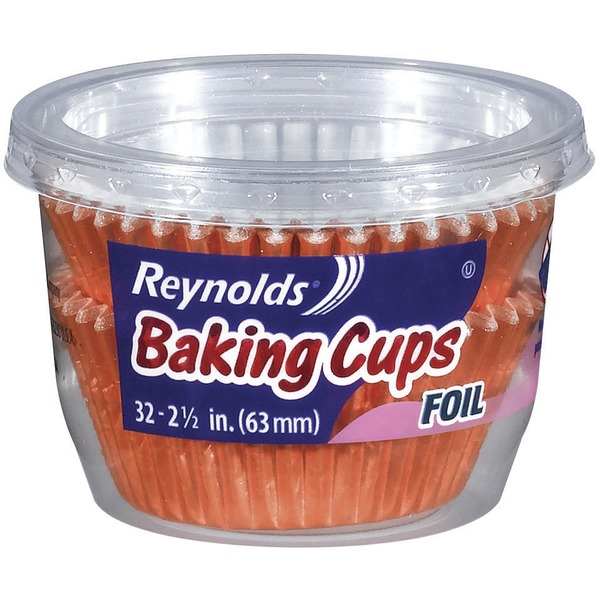 Reynolds Baking Cups Foil 2.5