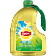 Lipton Green Tea, Citrus, 1 Gallon, 1 Count