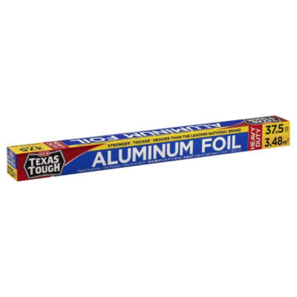 H-E-B Tough & Easy Heavy Duty Aluminum Foil