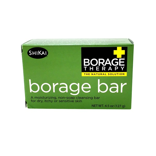 ShiKai Borage Therapy Cleanse Bar