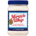 Kraft Miracle Whip Mayo Dressing Original, 15 fl oz Jar