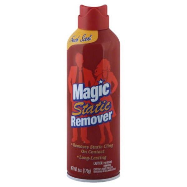 Magic Fresh Scent Static Remover