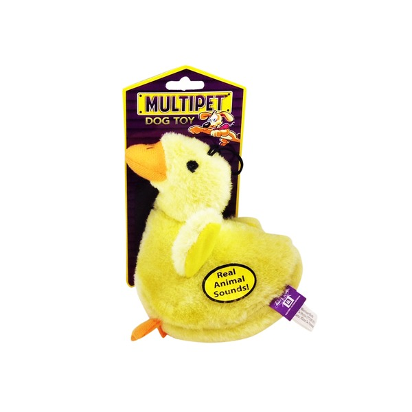 House Of Pets Talking Duck Toy
