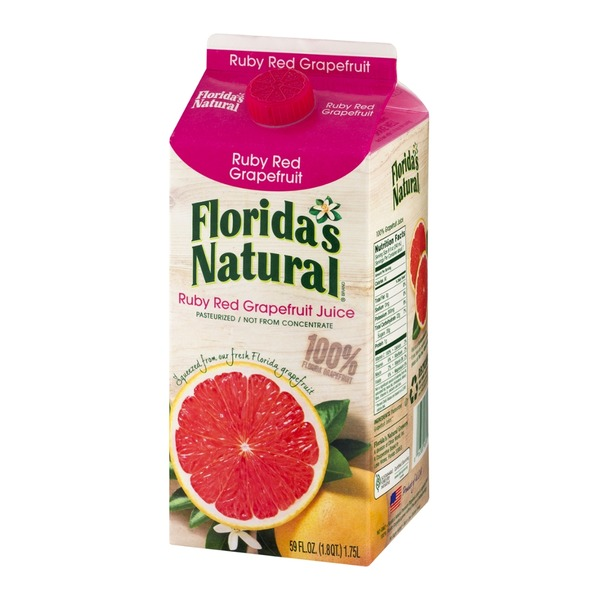 Florida's Natural Premium Grapefruit Juice Ruby Red