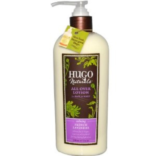 Baby Hugo Naturals All Over Lotion French Lavender