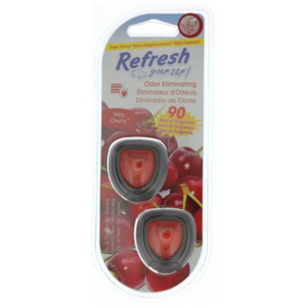 Refresh Your Car Very Cherry Mini Oil Diffusers