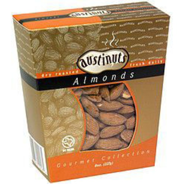 Austinuts Salted Almonds