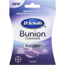 Dr. Scholl's® Bunion Cushions with Duragel Technology, 5 Ct