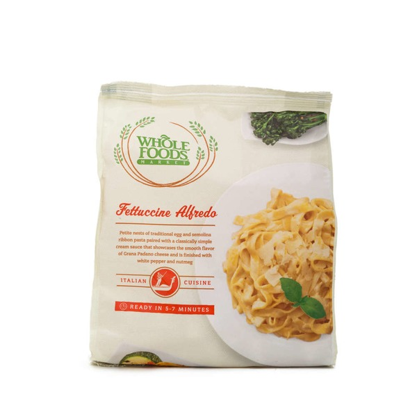 Whole Foods Market Fettuccine Alfredo