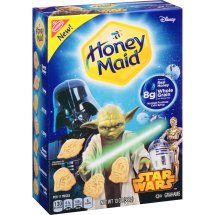 Nabisco Honey Maid Star Wars Honey Grahams, 13 oz