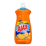 Ajax Ultra Triple Action Liquid Dish Soap, Orange - 28 fluid ounce