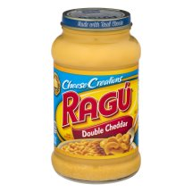 Ragú Cheese Creations Double Cheddar Sauce 16 oz.
