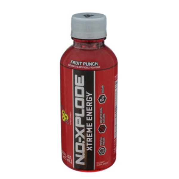 BSN Fruit Punch N.O.-Xplode Xtreme Energy