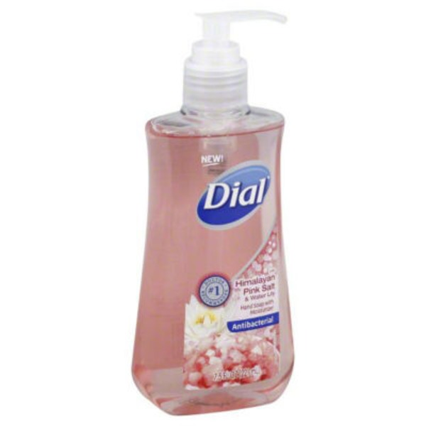 Dial Liquid Hand Soap Himalayan Pink Salt & Water Lily with Moisturizer Hand Soap