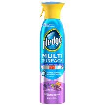 Pledge Multi Surface Everyday Cleaner with Glade Lavender & Peach Blossom 9.7 Ounces