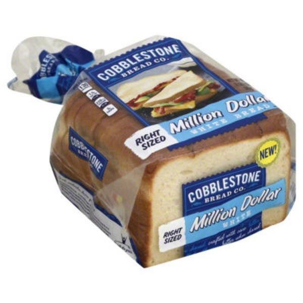 Cobblestone Mill Million Dollar White Bread
