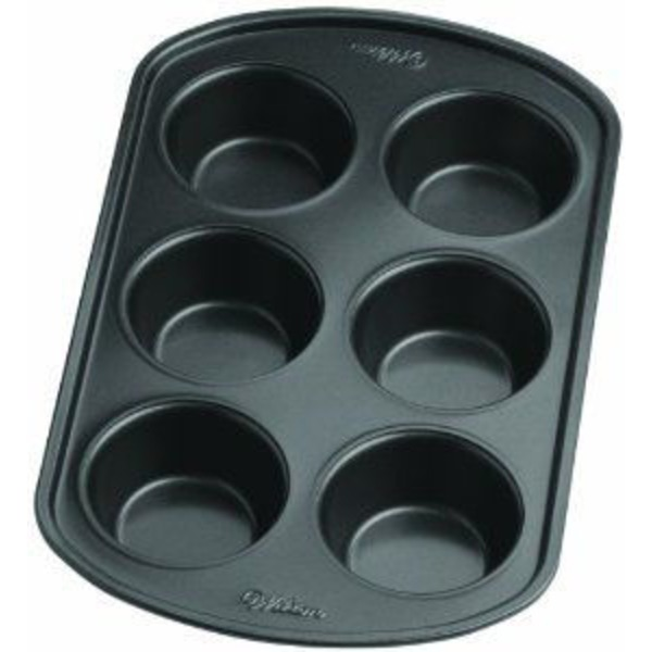 Wilton 6 Cup Perfect Results Muffin Pan