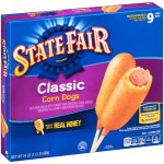 State Fair® Classic Corn Dogs 9 ct Box
