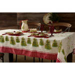 The Pioneer Woman Holiday Tree Tablecloth