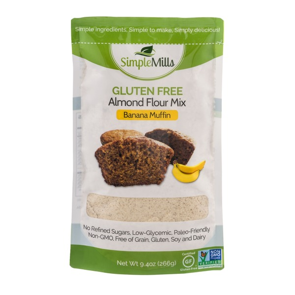 Simple Mills Banana Muffin Almond Flour Mix