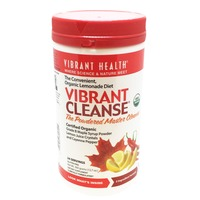 Vibrant Health Vibrant Cleanse Organic Lemonade Powdered Diet