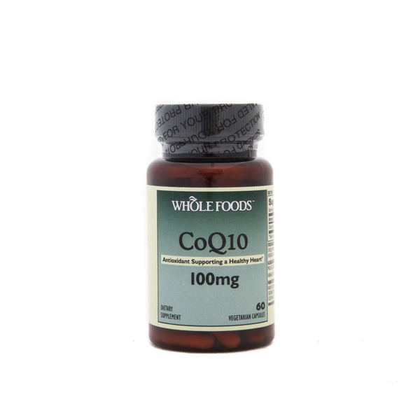 Whole Foods Market Coq10 100 Mg Capsules