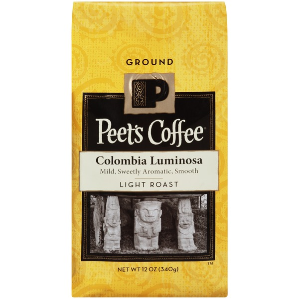 Peet's Coffee & Tea Colombia Luminosa Light Roast Coffee