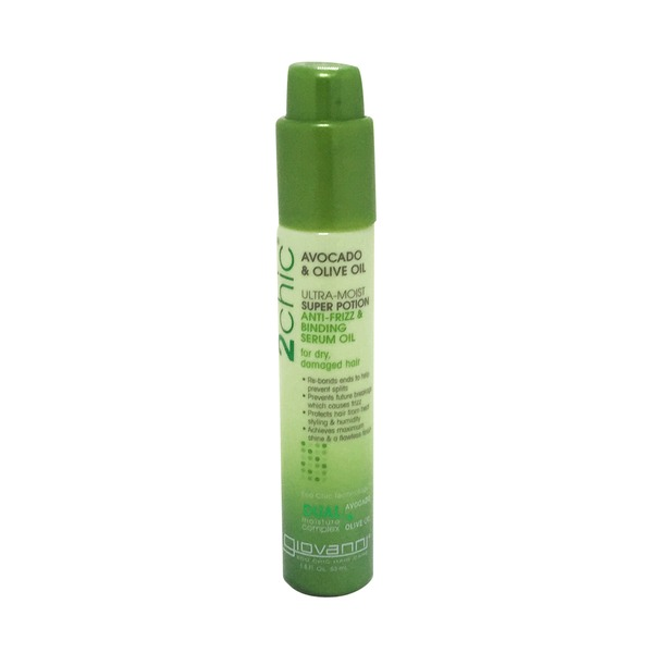 Giovanni Avocado & Olive Oil Super Potion Anti Frizz Binding Serum