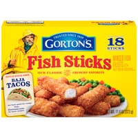 Gorton's Classic Crunchy Fish Sticks