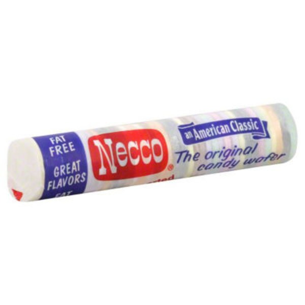 Necco Original Candy Wafers
