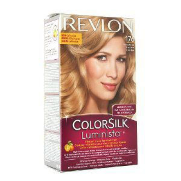 Revlon Colorsilk Luminista 176 Honey Blonde Ammonia Free Permanent Hair Color