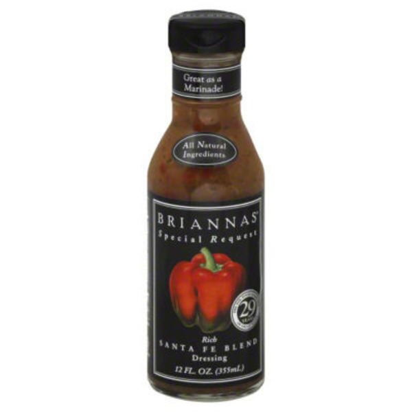 Brianna's Special Request Rich Santa Fe Blend Dressing