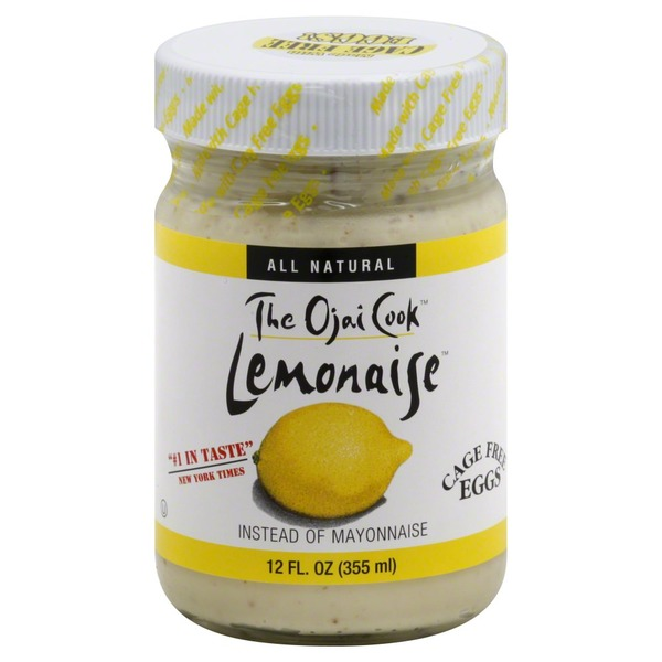The Ojai Cook Lemonaise