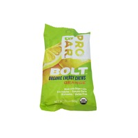 Probar Bolt Organic Orange Flavor Energy Chews