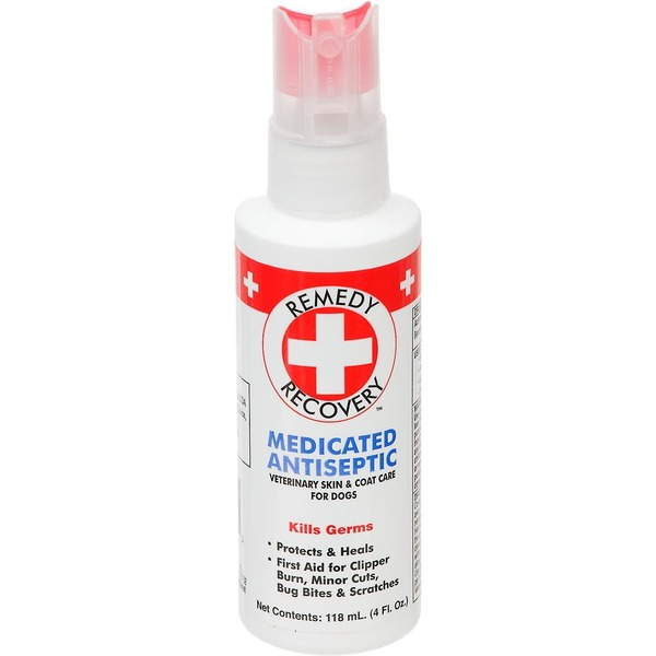 Remedy Recovery Medicated Antiseptic Spray for Dogs