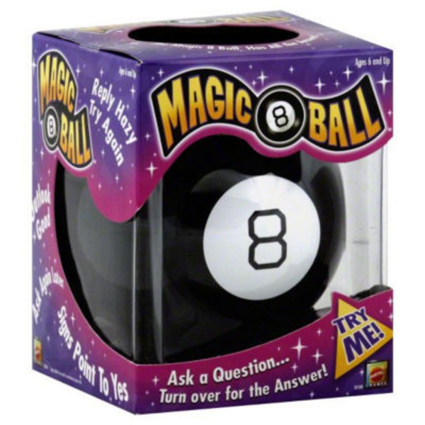 Magic 8 Ball Magic 8 Ball