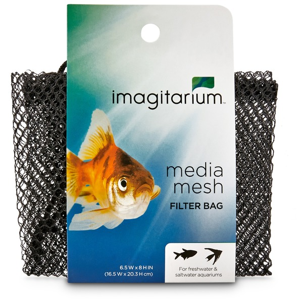 Imagitarium Media Mesh Filter Bag 6.5