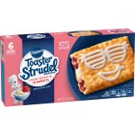Pillsbury Toaster Strudel Cream Cheese and Strawberry Toaster Pastries, 6 Ct, 11.7 oz, 11.7 OZ