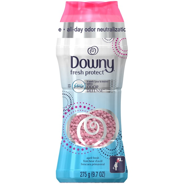 Downy Fresh Protect Downy Fresh Protect April Fresh In-Wash Odor Defense 9.7 OZ Fabric Enhancers