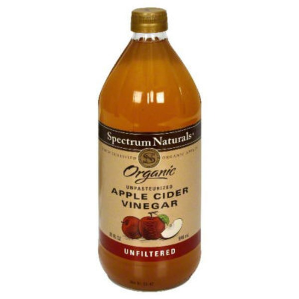 Spectrum Organic Apple Cider Vinegar Unfiltered