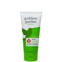 Goddess Garden Kids Broad Spectrum SPF 30 Natural Sunscreen
