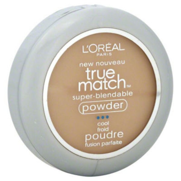 True Match Super-Blendable Powder C3 Creamy Natural Foundation