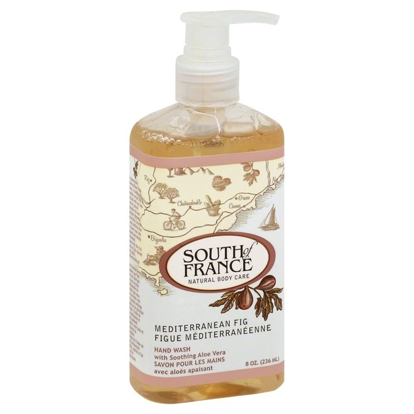 South of France Mediterranean Fig Hand Wash