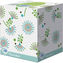 Puffs Plus Lotion Facial Tissues